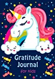 img - for Gratitude Journal for Kids: Girl Unicorn 90 Days Daily Writing Today I am grateful for... Children Happiness Notebook (Volume 5) book / textbook / text book