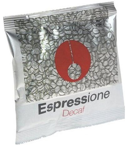 Coffee Ese Espressione Pods - Espressione Decaffinated Pods