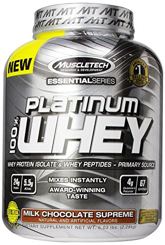 best whey isolate protein powder