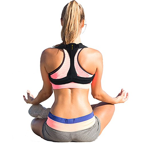 dobigthing Back Posture Corrector For Women Men Kids, Back Brace,Clavicle Brace Convenient Than The Old Ones by dobigthing