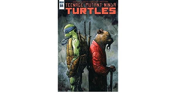 Teenage Mutant Ninja Turtles #64 (English Edition) eBook ...