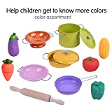 Toytree learning resources play food for kids