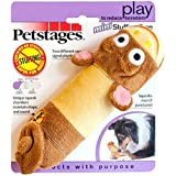 Petstages Just For Fun No Stuffing Plush LiL Squeak  for Small Dogs