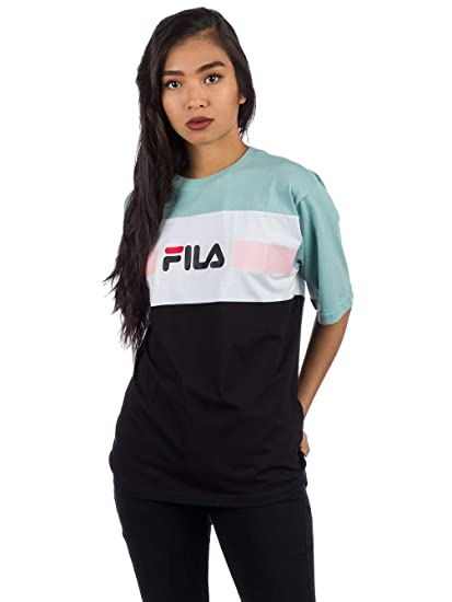 27c0925c6e63b Fila Shannon Tee, T-Shirt - S: Amazon.co.uk: Clothing