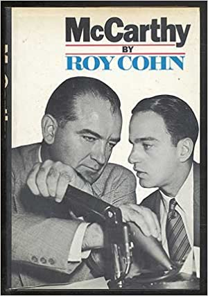 Image result for mccarthy  and roy cohn time mag