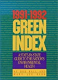 The 1991-1992 Green Index, Institute for Southern Studies Staff and Bob Hall, 1559631155