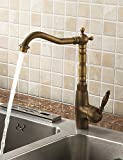 undermount kitchen sinks near me Classic Antique Brass Kitchen Faucet