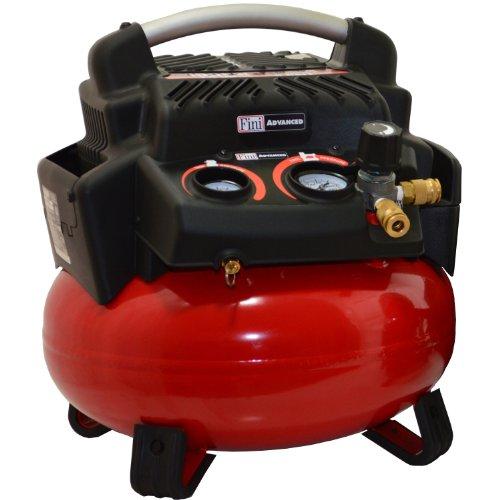Fini PRO6 6-Gallon 150 PSI Pancake Compressor by Fini