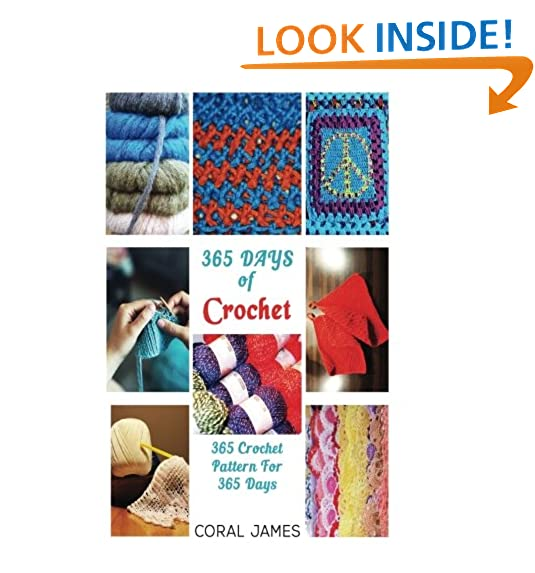 Crochet Patterns For Afghan Amazon