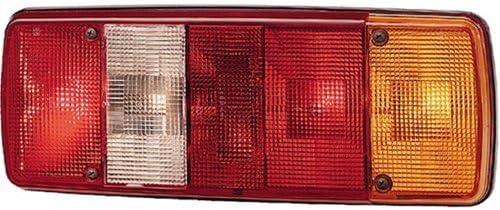 9EL 122 689-051 2x HELLA Original Lichtscheibe Heckleuchte