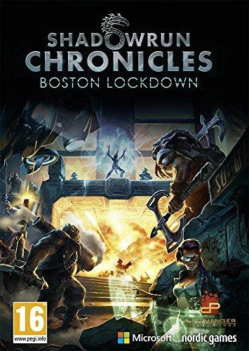 Shadowrun Chronicles: Boston Lockdown (PC DVD) by Nordic Games