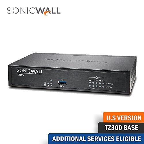 SonicWALL | 01-SSC-0215 | SonicWALL TZ300 Network Firewall Appliance TZ300 01-SSC-0215 by Sonicwall