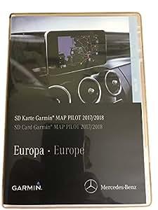 tarjeta sd mercedes garmin map pilot europe 2017 2018. Black Bedroom Furniture Sets. Home Design Ideas