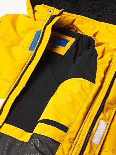 Perry Ellis boys Poly Taslon Stadium Jacket