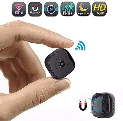 Camara Espia Mini Camara HD WiFi Mini Cámara Sport Dv Cámara ...
