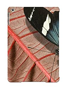 YLOXYxM4108ZsSmf Tpu Phone Case With Fashionable Look For Ipad Air - Doris Longwing Case For Christmas Day's Gift by Maris's Diary