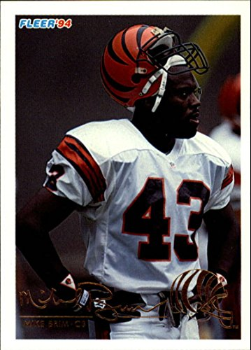 - 1994 Fleer FB Cincinnati Bengals Team Set 19 Cards