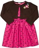 Carter's Baby Girls' A-Line Dress Pink - - 50 cm