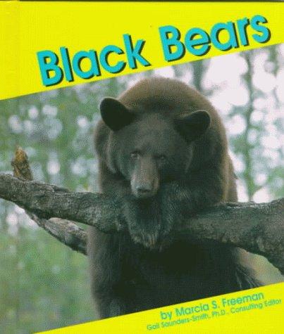 Black Bears - Marcia S. Freeman