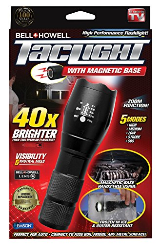 Bell + Howell 1381 Taclight with Magnets Taclight By Tact...