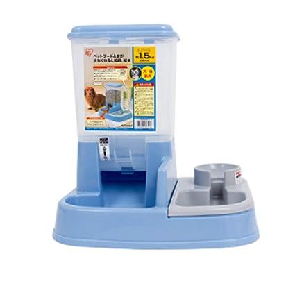 QFFL chongwuyinshuiji Dispensador de Agua para Mascotas Máquina de alimentación de Agua de circulación automática Bebedero