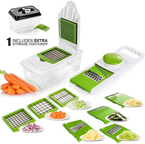Masthome Vegetable Interchangeable Multi functional Adjustable