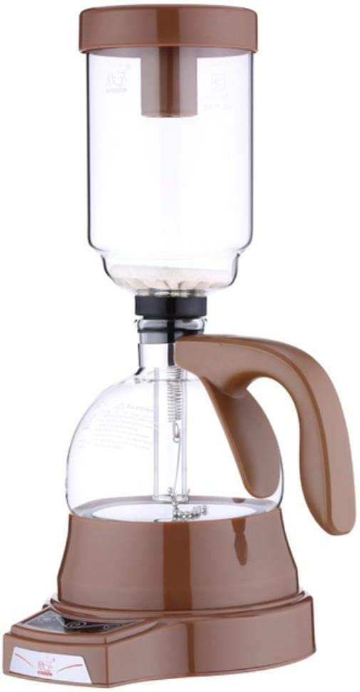 5-Cup Coffee Syphon Tabletop Siphon Vacuum Coffee Maker Brewing Coffee and Tea
