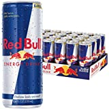 Red Bull Energy Drink, 8.4 Fl Oz Cans, 24 Pack