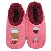 Slumbies! Womens Slippers – Indoor Slippers for Women – Comfortable House Slippers for Women – Fuzzy Slippers…