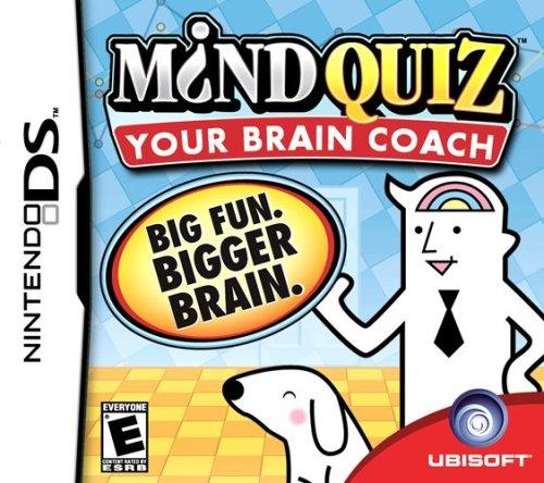 Mind Quiz Your Brain Coach - Nintendo DS (Brain Age Nintendo 3ds)