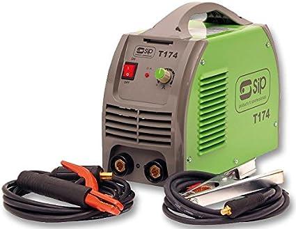SIP weldmate P174 soldador ARC inversor 140 A [1] (Epítome Certificado)