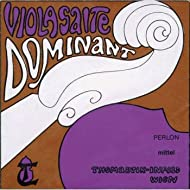 "Thomastik Dominant up to 16.5"" Viola String Set Medium Gauge"