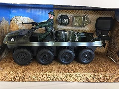 Military Amphibian Patrol Truck (Military Vehicles 1 18)