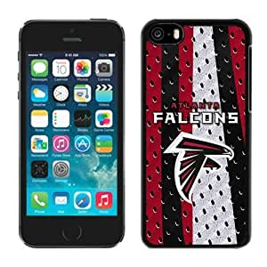 Customized Iphone 5c Case NFL Atlanta Falcons 18 Sports New Style Design Cellphone Protector