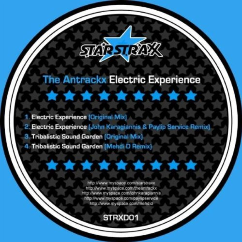 Antrackx, The - Electric Experience
