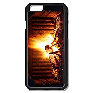 IPhone 6 Cases Fire Flame Design Hard Back Cover Shell Desgined By RRG2G