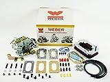 weber carb air cleaner - Weber Carburetor - 32/36 DGEV Suzuki Samurai with Air Filter K601 Carb Conver...