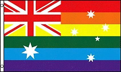 3x5 Canada Poly Flag Banner Brass Grommets Rainbow