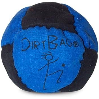 this item world footbag dirtbag hacky sack footbag blueblack