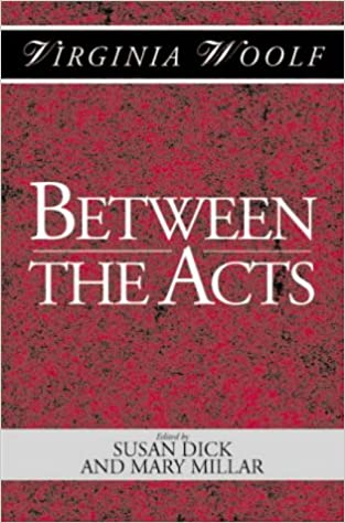 Book Between the Acts (Shakespeare Head Press Edition of Virginia Woolf)