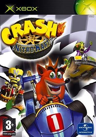 Crash Nitro Kart: Amazon.es: Videojuegos