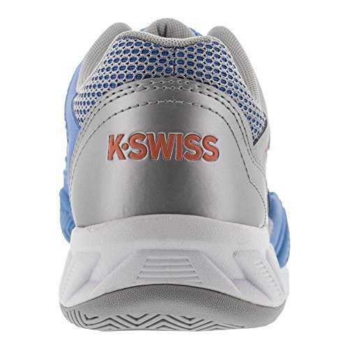 Shoe Tennis Silver Coral Womens Swiss K Blue Bigshot Bonnie Light Fusion 3 qAgYXR