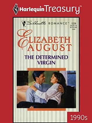 book cover of The Determined Virgin