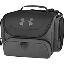 Under Armour 24 Can Soft Sided Cooler, Graphite/Black