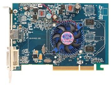 ATI RADEON SAPPHIRE HD3450 AGP DRIVERS PC