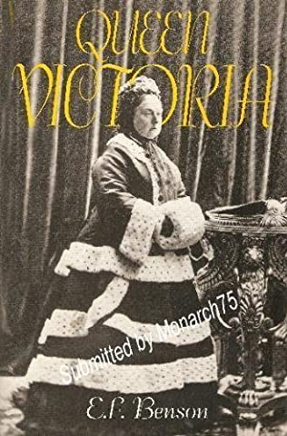 book cover of Queen Victoria