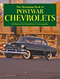 Motor News Book of Postwar Chevrolets, Int Auto Editors Spec, 0917808754