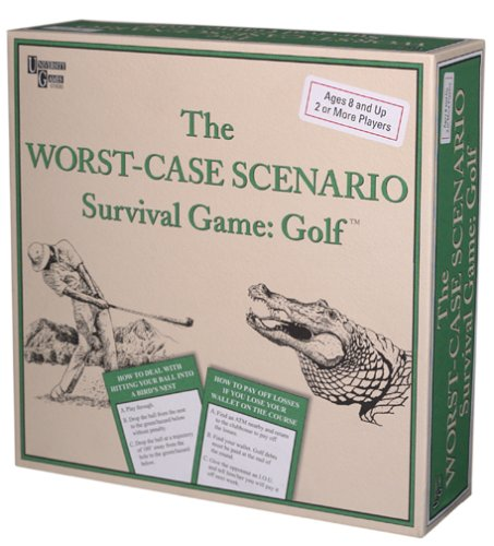 Worst Case Scenario Survival Game Golf