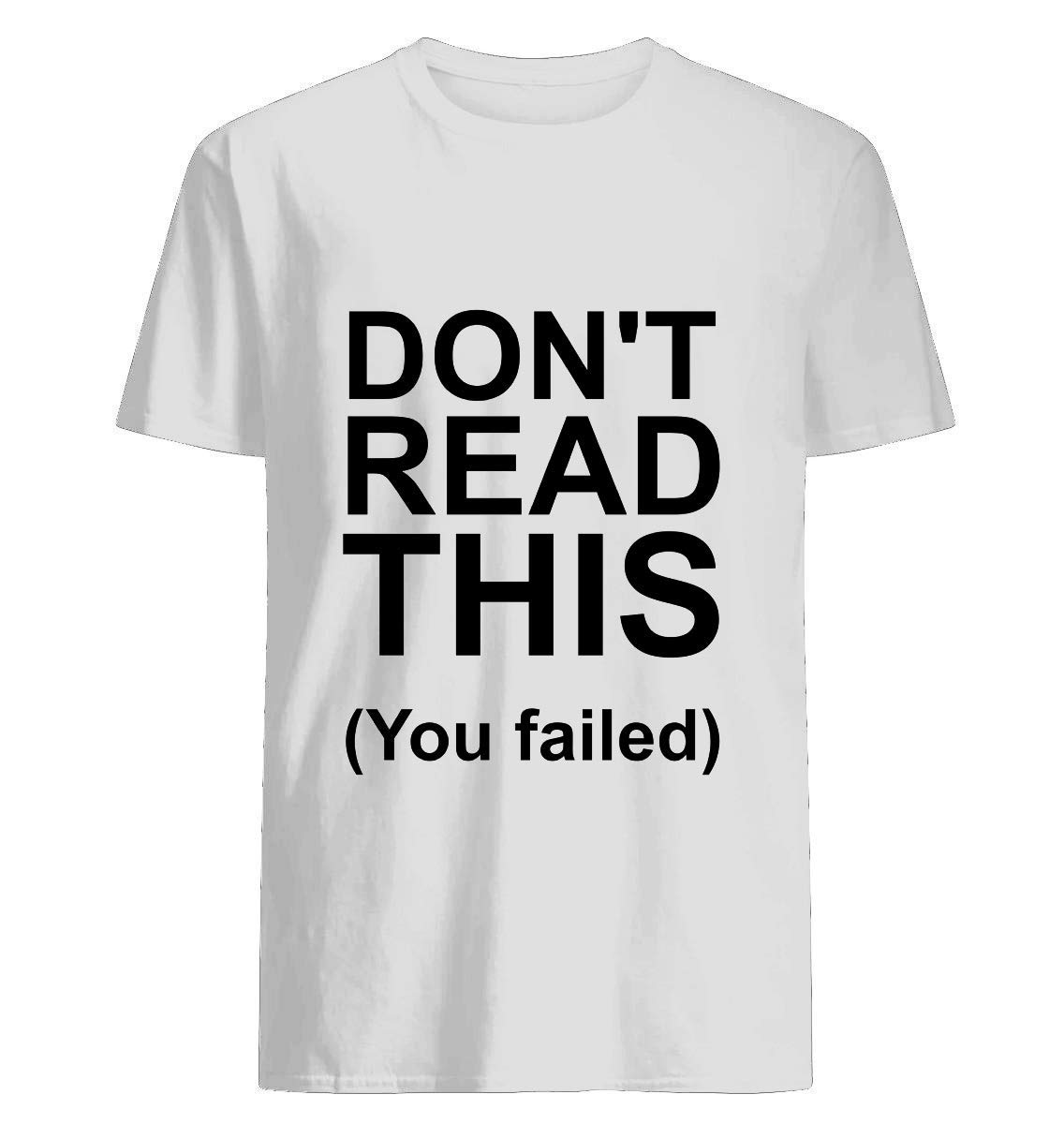 Don T Read This Shirts
