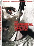 The Hannibal Lecter Collection (Manhunter / The Silence of the Lambs / Hannibal) [Import]
